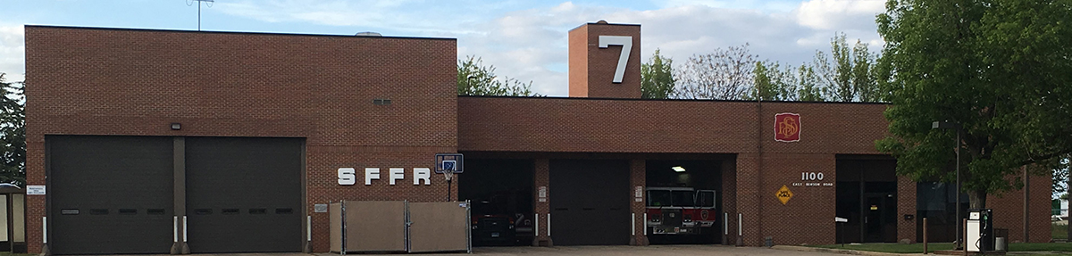 Sioux Falls Fire Rescue Station7